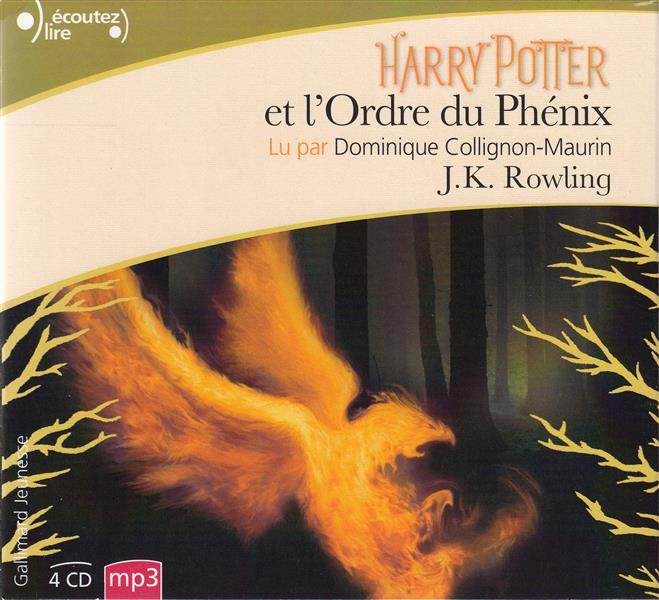 Rowling Joanne Kathleen - Harry Potter Harry Potter et l'ordre du Phénix Vol.5